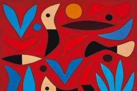 Bright Birds by JOHN COBURN