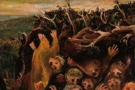 Untitled (Biblical Painting) by ARTHUR BOYD