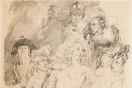Who Conquers Fear by NORMAN LINDSAY