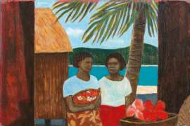Island Girls by RAY CROOKE