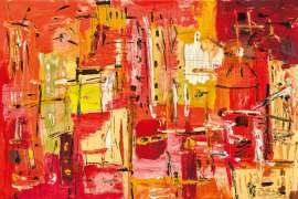 Entities Emerging from a Mass by ROBERT KLIPPEL
