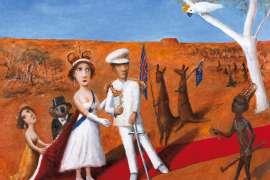 A Royal Encounter by GARRY SHEAD