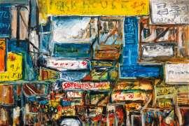 Chinatown by PRO HART