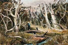 Cottles Bridge by ARTHUR BOYD