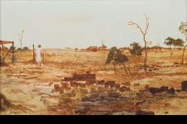 Outback by RAY CROOKE