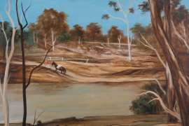 Palmer River by RAY CROOKE