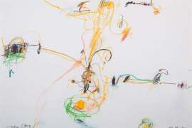 The Mouse by JOHN OLSEN