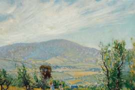 Summer Afternoon, near Hobart by VIDA LAHEY