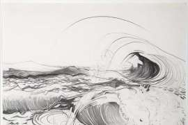 Moods of the Sea by BRETT WHITELEY