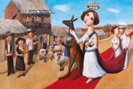 Royal Visitation by GARRY SHEAD