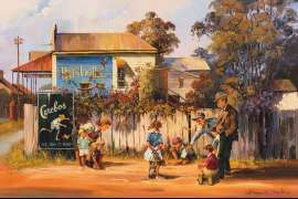 After School Play by D'ARCY DOYLE