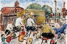 Soap Box Derby by DANILA VASSILIEFF