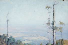 Towards Silvan by W.D. KNOX