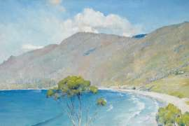 Eaglehawk Neck by TOM ROBERTS