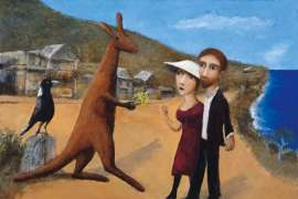 We Are in Australia by GARRY SHEAD