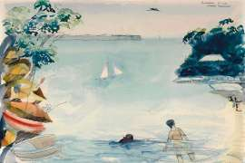 Bundeena by CHARLES BLACKMAN