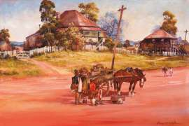 The Publican's Cart by D'ARCY DOYLE