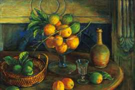 Lemons by MARGARET OLLEY