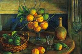 Lemons by MARGARET OLLEY