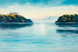 Lake St Clair, Tasmania by JEFFREY MAKIN