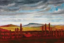 Barrington Twilight, Tasmania by JEFFREY MAKIN