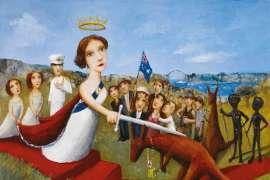 Royal Accolade by GARRY SHEAD