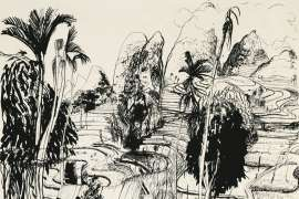 Torajaland (Celebres) by BRETT WHITELEY