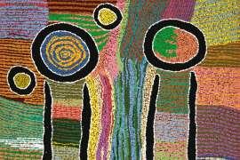 Kana, Digging Sticks by MAGGIE WATSON NAPANGARDI