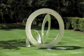 Rings of the Sun III by INGE KING