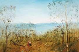 Untitled (Children Playing) by DAVID BOYD