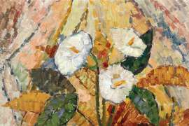 Still Life with Lilies by GRACE COSSINGTON SMITH