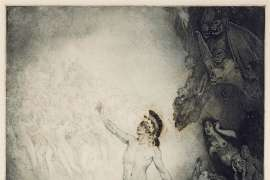 Beethoven by NORMAN LINDSAY