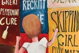 Skipping Girl by CHARLES BLACKMAN