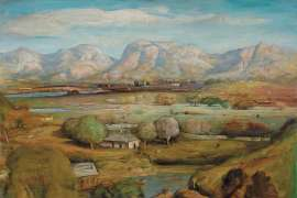 Illawarra Pastoral by LLOYD REES