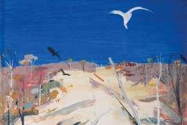 Shoalhaven Landscape VI by ARTHUR BOYD