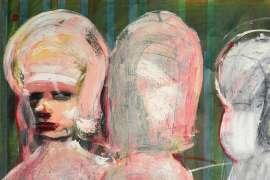 Three Figures by CHARLES BLACKMAN