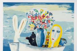 All on a Summer's Day by CHARLES BLACKMAN