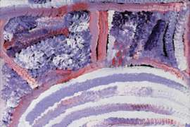Women's Dreaming by NAATA NUNGURRAYI