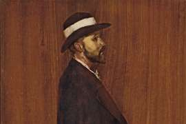 Self Portrait by ARTHUR STREETON
