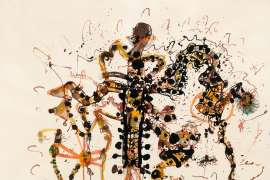 Improvisation on a Sound by JOHN OLSEN