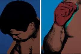 Muhammad Ali by ANDY WARHOL