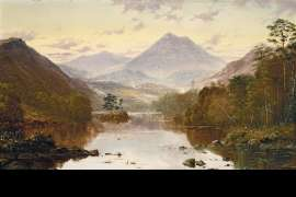 Untitled (Ben Nevis, Scotland) by HAUGHTON FORREST