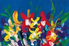 Flowerscape by PRO HART