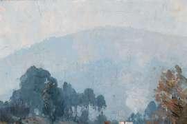 Olinda Landscape by ARTHUR STREETON