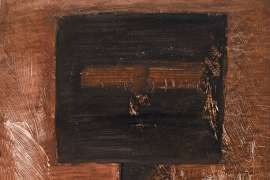 Untitled (Ned Kelly) by SIDNEY NOLAN