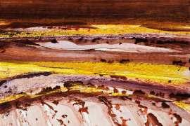Australian Landscape V by SIDNEY NOLAN