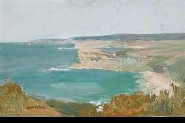 Coastal Scene by SYDNEY LONG