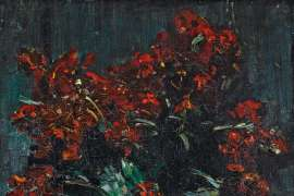 Untitled (Still Life) by ARTHUR STREETON