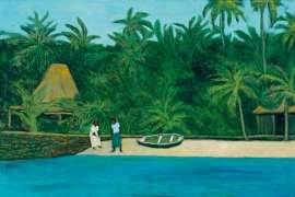 Toberua, Fiji (High Tide) by RAY CROOKE