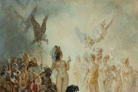 Passing of the Gods by NORMAN LINDSAY